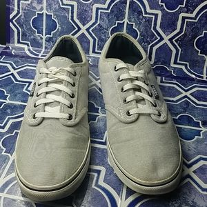 VANS OFF THE WALL US WOMAN'SZ 8.5 SHOES